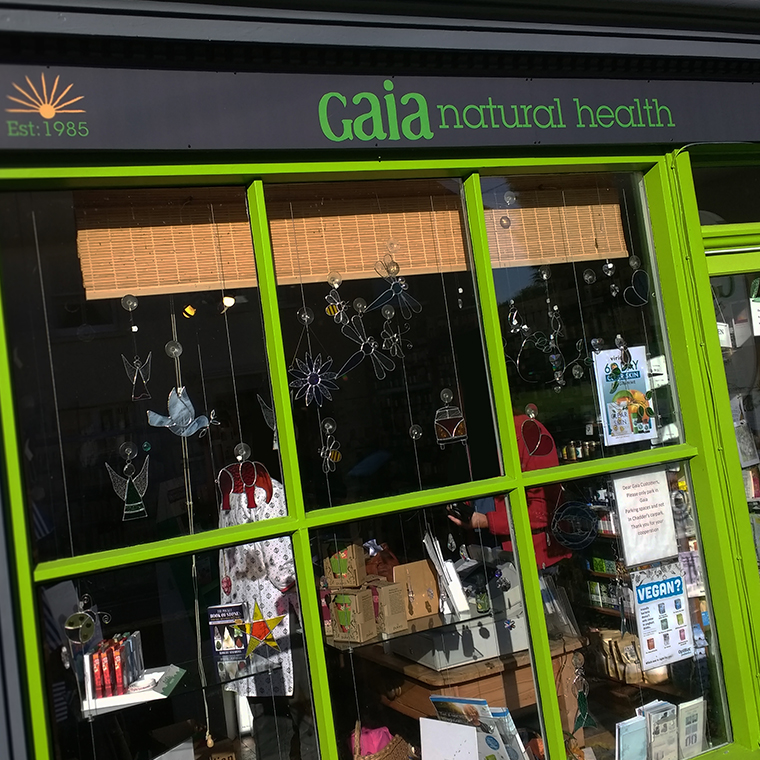 Natural Products at Gaia Natural Health