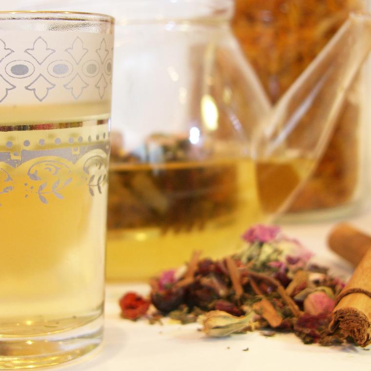Herbal Teas - Gaia Natural Health Herbal Apothecary
