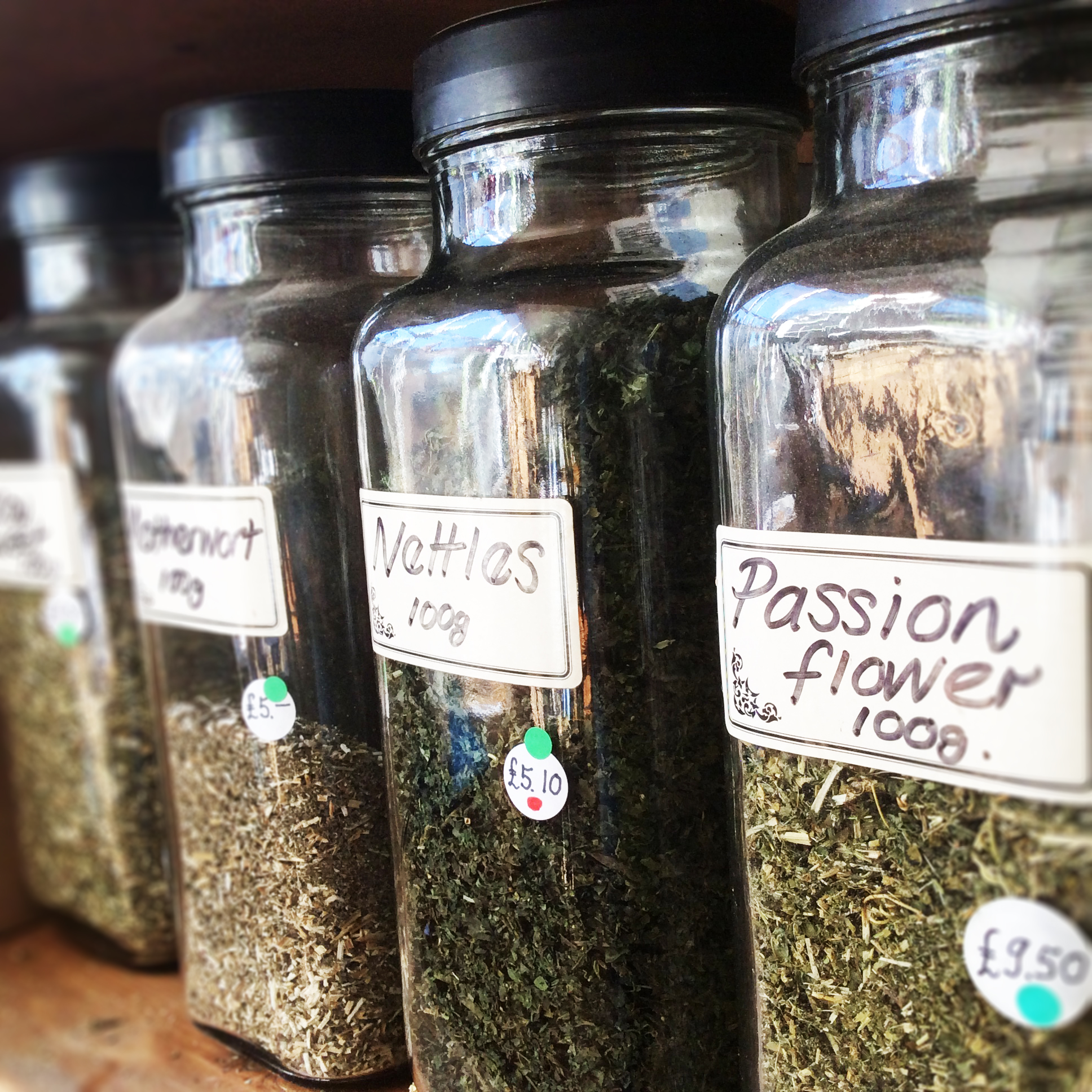 Gaia Natural Health Herbal Apothecary