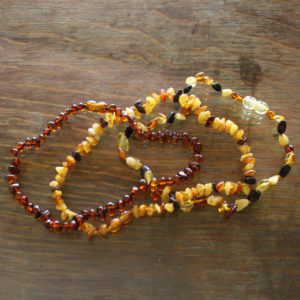 Gaia Natural Health Amber Teething products for Baby