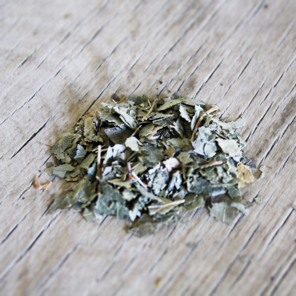 Gaia Natural Health Herbal Apothecary Birch Leaves