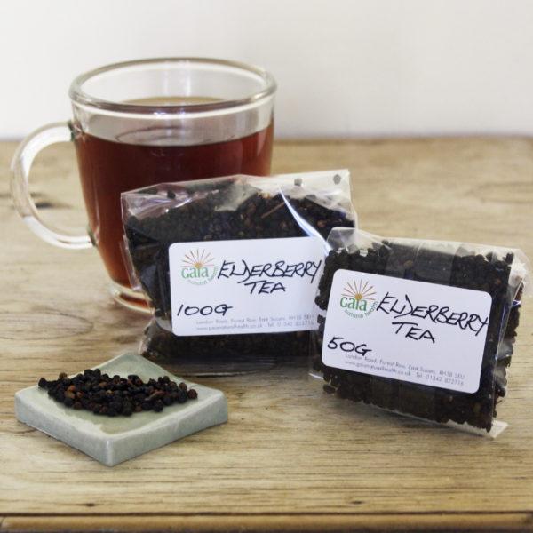 Gaia Natural Health Herbal Apothecary Elderberry
