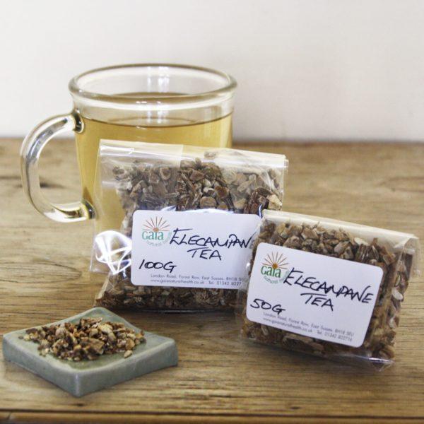 Gaia Natural Health Herbal Apothecary Elecampane