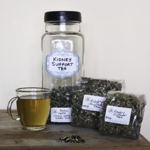 Gaia Natural Health Herbal Teas Kidney Support