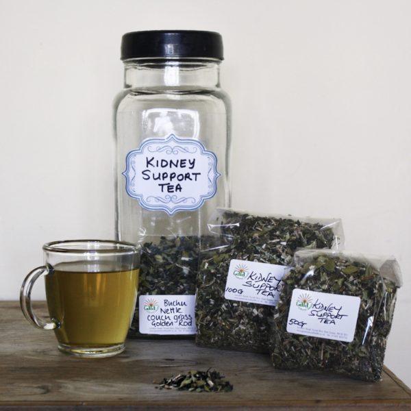 Gaia Natural Health Herbal Teas Kidney Support