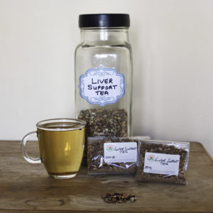 Gaia Natural Health Herbal Teas Liver Support