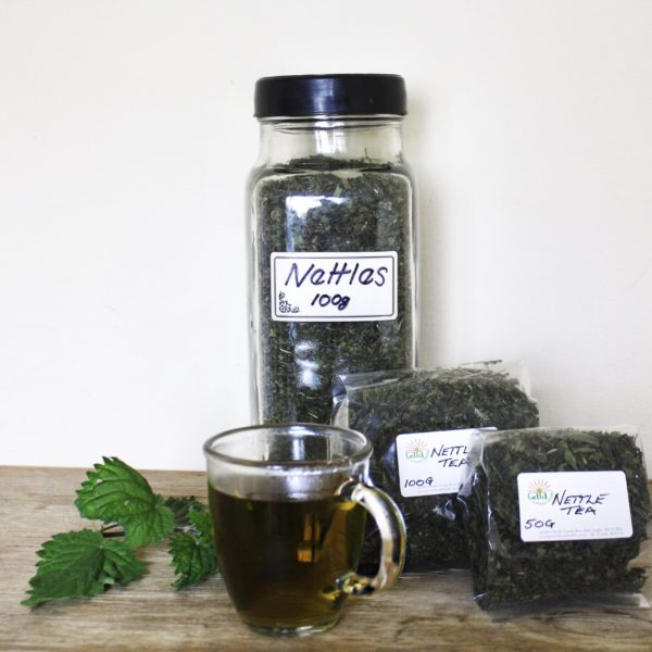 Gaia Natural Health Herbal Apothecary Nettle Leaves