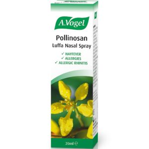 Pollinosan Luffa Nasal Spray for hayfever & allergies